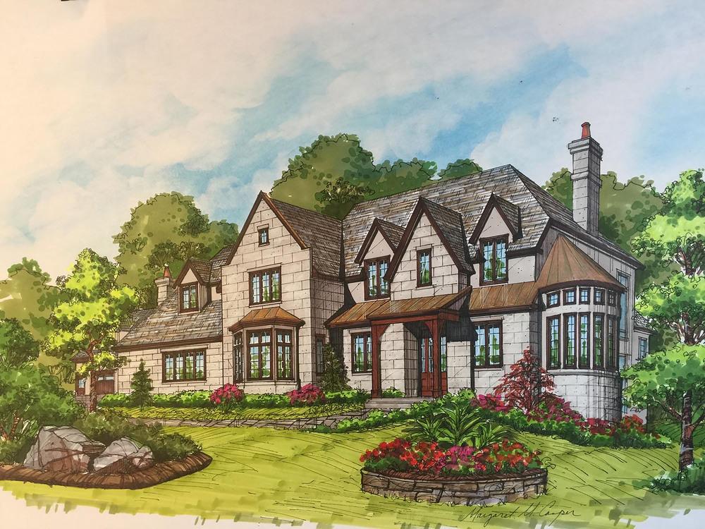 Philadelphia Magazine's Design Home 2017 Progress Philadelphia