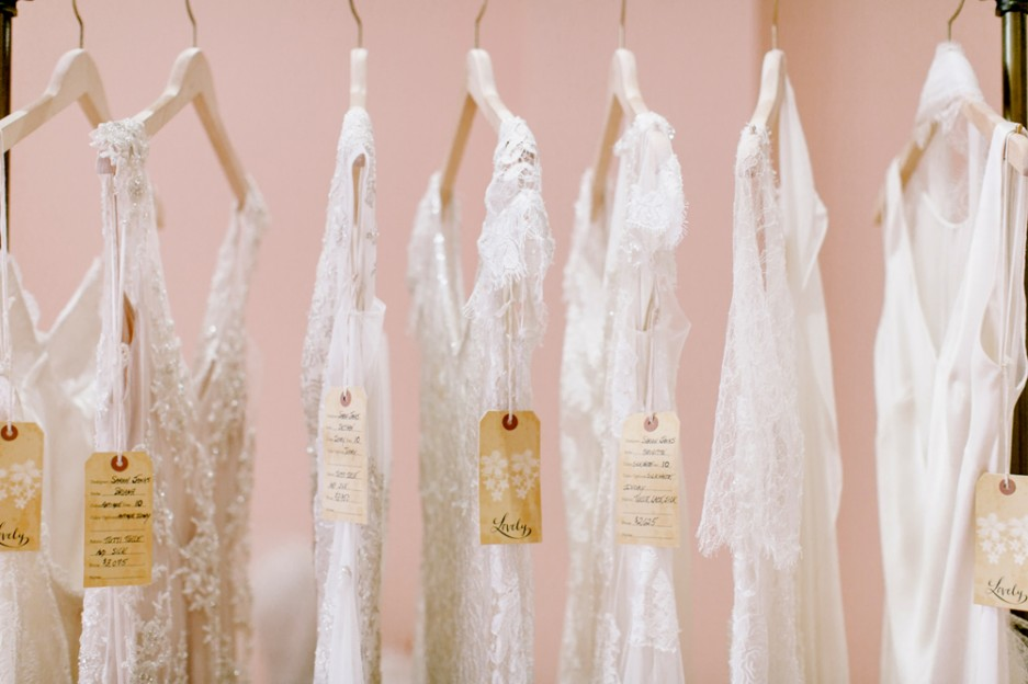 Local Bridal Guide: Find Your Wedding Dress At One Of