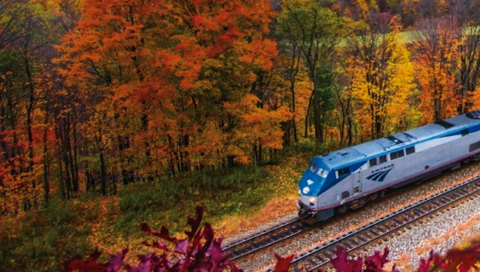 Fall In The Smoky Mountains Wallpaper Do This Rarely Traveled Amtrak Route Offers Stunning