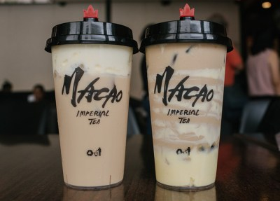Macao's Newest Drinks Come In Super Cute Bottles | Booky