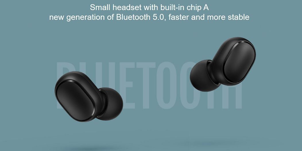 Redmi AirDots S True Wireless Headset Announced with Bluetooth 5.0. Low-latency Game Mode. Voice Assistant