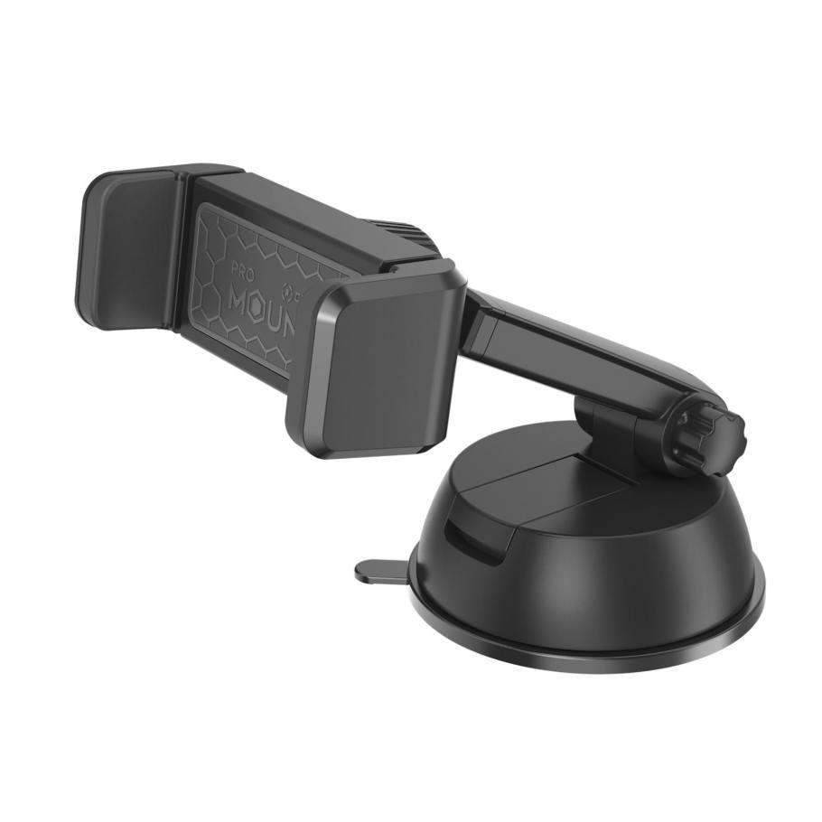 Celly MOUNTEXTBK soporte Teléfono móvil/smartphone Negro Soporte pasivo