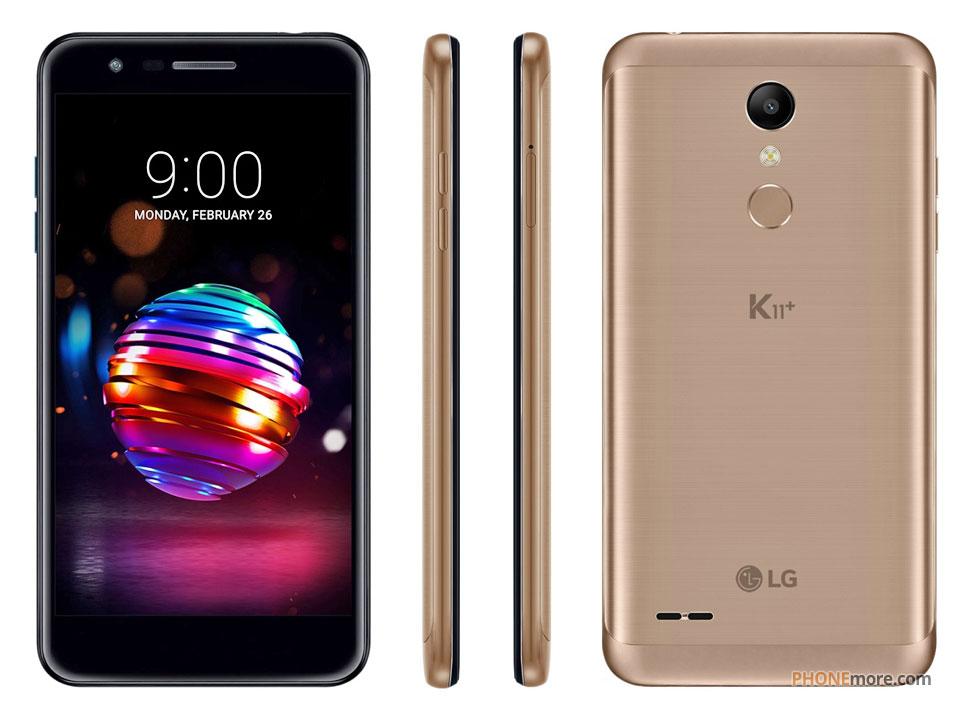 LG K11+ Plus - Pictures - PhoneMore