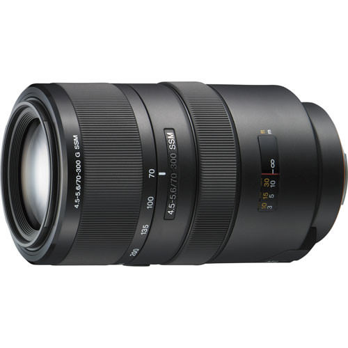Sony 70-300mm f / 4,5-5,6 G SSM