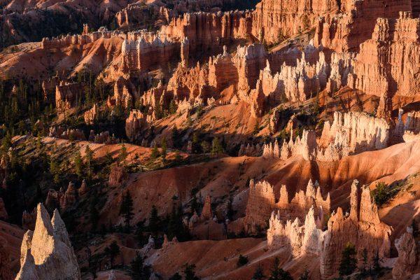 Bryce Canyon National Park - Spots