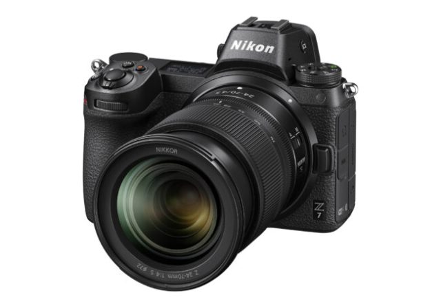 Nikon Z7 with 24-70mm f/4 Lens
