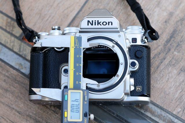 Nikon F Inner Diameter