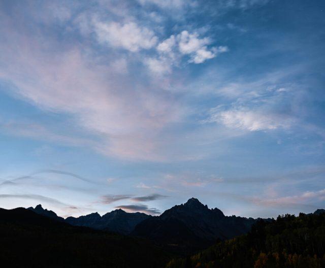 Nikon Z7 Landscape Photo