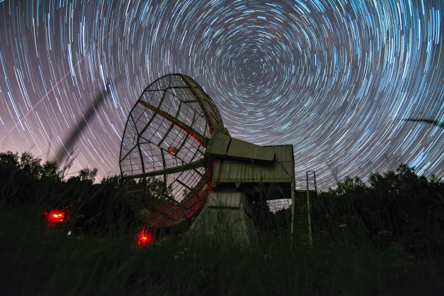 Ondrejov-star-trails