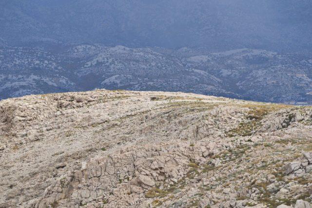 18. Rocky Landscape of Pag