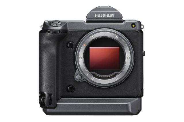 Fuji GFX 100 Front