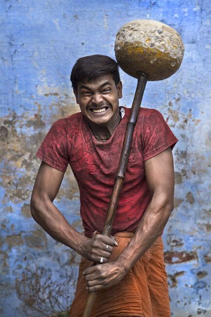 20.-The-Wrestler_Swarup-Chatterjee_Varanasi-India