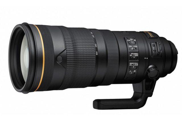 Nikon 120-300mm f/2.8E FL ED SR VR