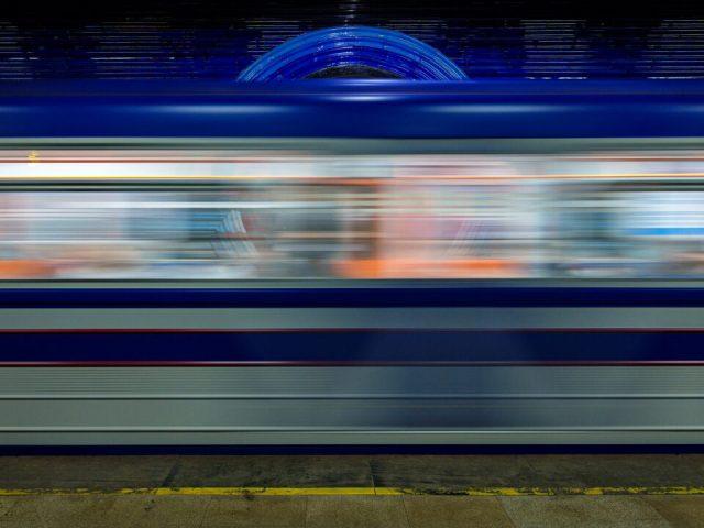 Tashkent Metro Subway