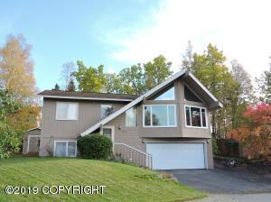 9815 Saint Lawrence Circle, Eagle River, AK 99577