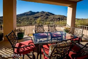 Imagine having friends over and sitting here enjoying the day! Can't beat relaxing and watching the sunset all year long, as the shadows grow on Black Mountain to the South. The deck of the home runs the entire length of the residence with these jaw-dropping views