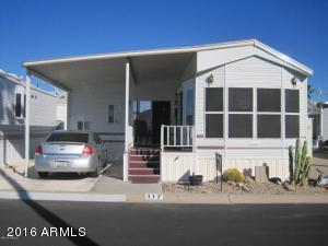 3710 S GOLDFIELD Road, 117, Apache Junction, AZ 85119
