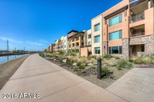 Lushly Landscaped Six Acre Community inclusive of walking paths connecting residents to Old Town Scottsdale