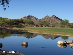 Signature Hole #12 at Copper Canyon Golf Course