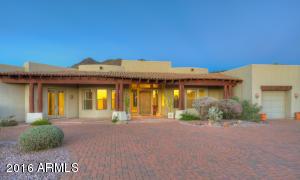 6116 E LOS REALES Drive, Carefree, AZ 85377
