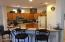 Entertain here with fully equipped kitchen