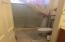 Private Commode and Shower in the Master