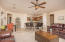 Entertaining is easy with great room adjacent to kitchen