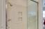 MASTER BATH - NEW SHOWER DOOR!