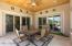 Covered Patio opens from Great Room and Dining Room