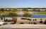Patio view of lake & fairways beyond.