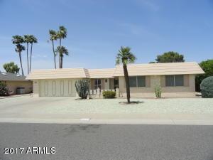 10714 W WEDGEWOOD Drive, Sun City, AZ 85351