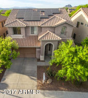 Ariel view of Front of Home
