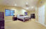Large master suite, with sitting area