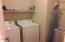 laundry upstair