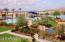 Resort pool and lake from Village Center