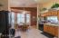 Kitchen and Eat in Dining Room