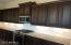 Large Kitchen, with ample storage