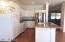 Bright Kitchen with granite