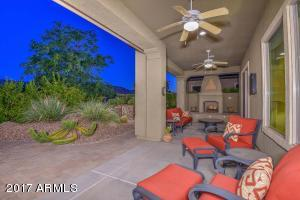 Spacious Covered Patio w/ Surround Sound & Fans