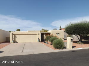 9342 E OLIVE Lane N, Sun Lakes, AZ 85248