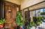 Custom Door, large windows