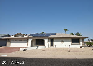 12502 W BUTTERFIELD Drive, Sun City West, AZ 85375