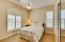 2nd guest bedroom w/full bathroom