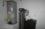 Deluxe water softener and R/O system.