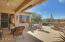 VIEW FENCE , NATURAL DESERT & MT. VIEWS, PRIVATE, LARGE COVERED PATIO