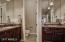 Ensuite has Divided Sinks AND His/Hers Closets