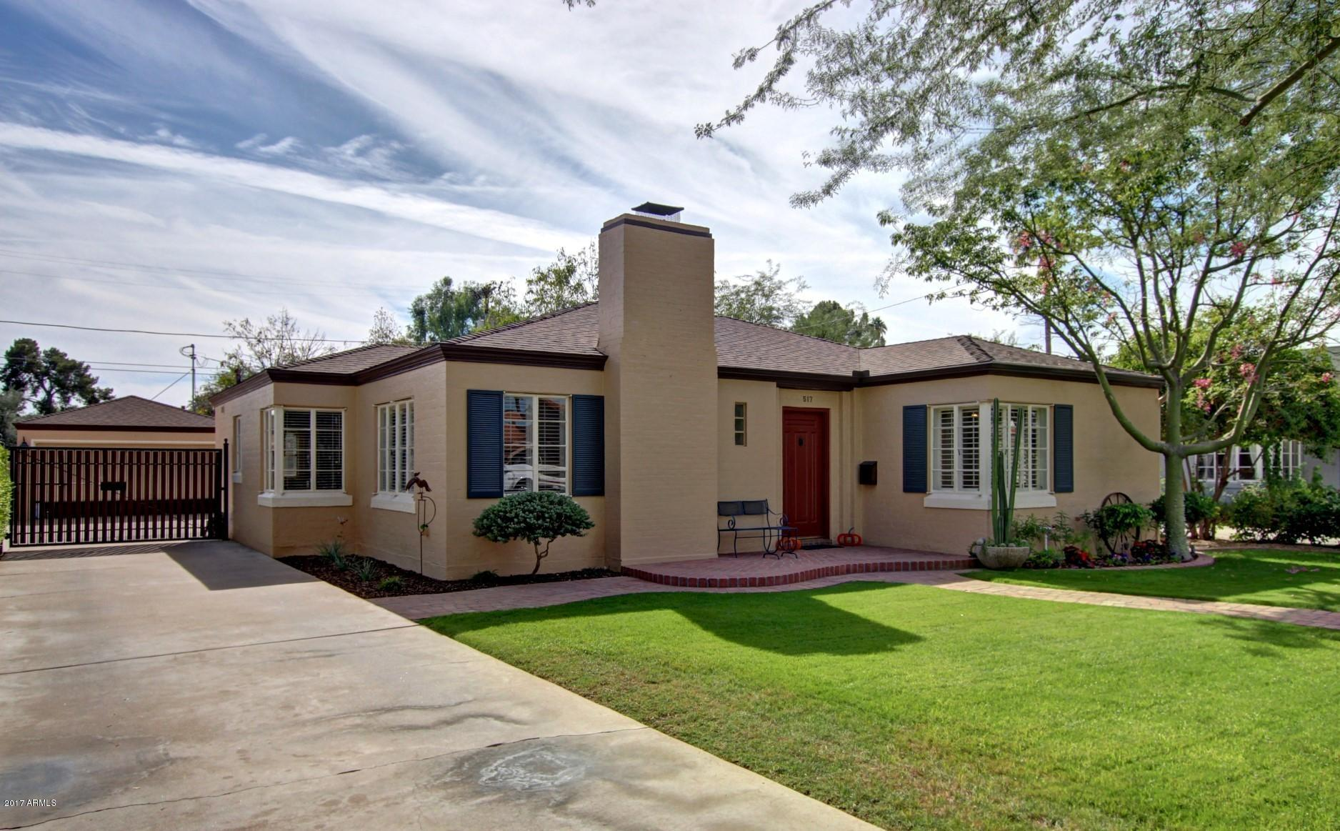 Historic homes for sale in phoenix 39 s willo historic district for Victorian houses for sale in arizona