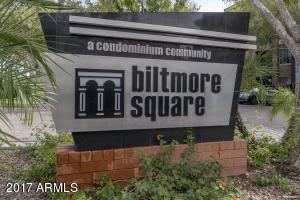 Popular Biltmore Square gated condo community