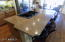 Fabulous Granite Island with Breakfast Bar Great for when guests arrive !