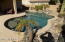 Beautiful sparkling Play-pool Pebble-tech with new Pop-ups for cleaning